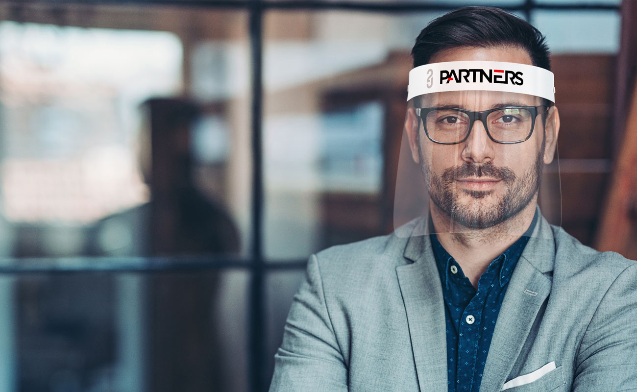 Barrier - Personlig Ansiktsskärm