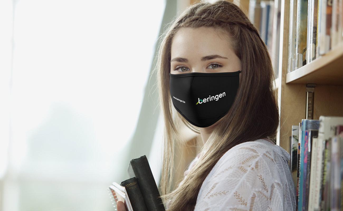 Junior - Anpassade ansiktsmasker
