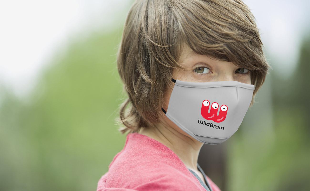 Junior - Anpassade skyddande ansiktsmasker