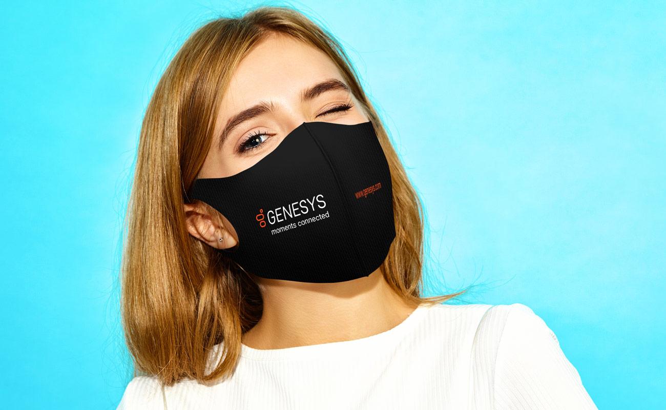 Neo - Anpassed ansiktsmask