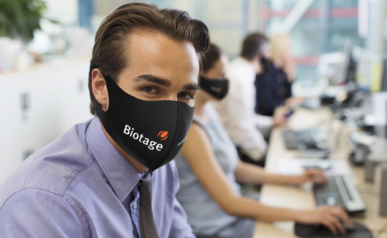 Neo - Anpassad Ansiktsmask