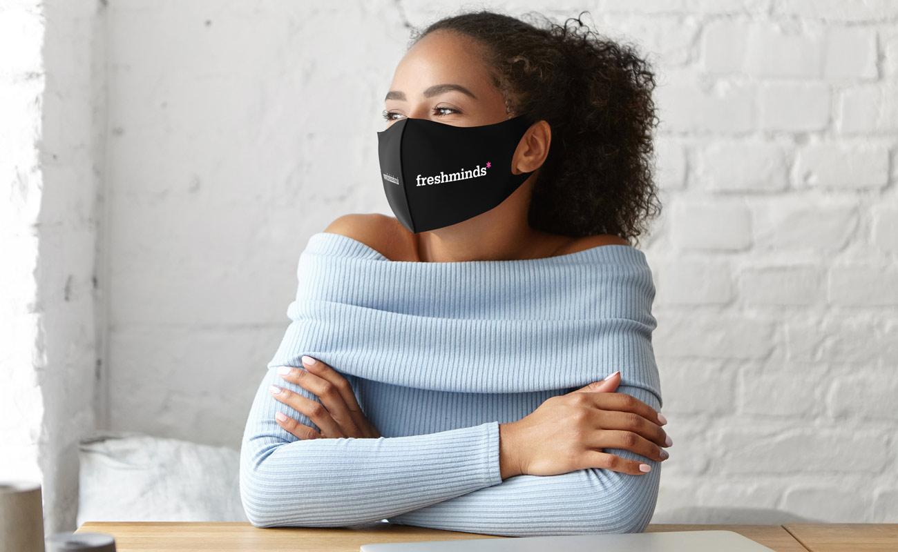 Neo - Anpassade återanvändbara ansiktsmasker