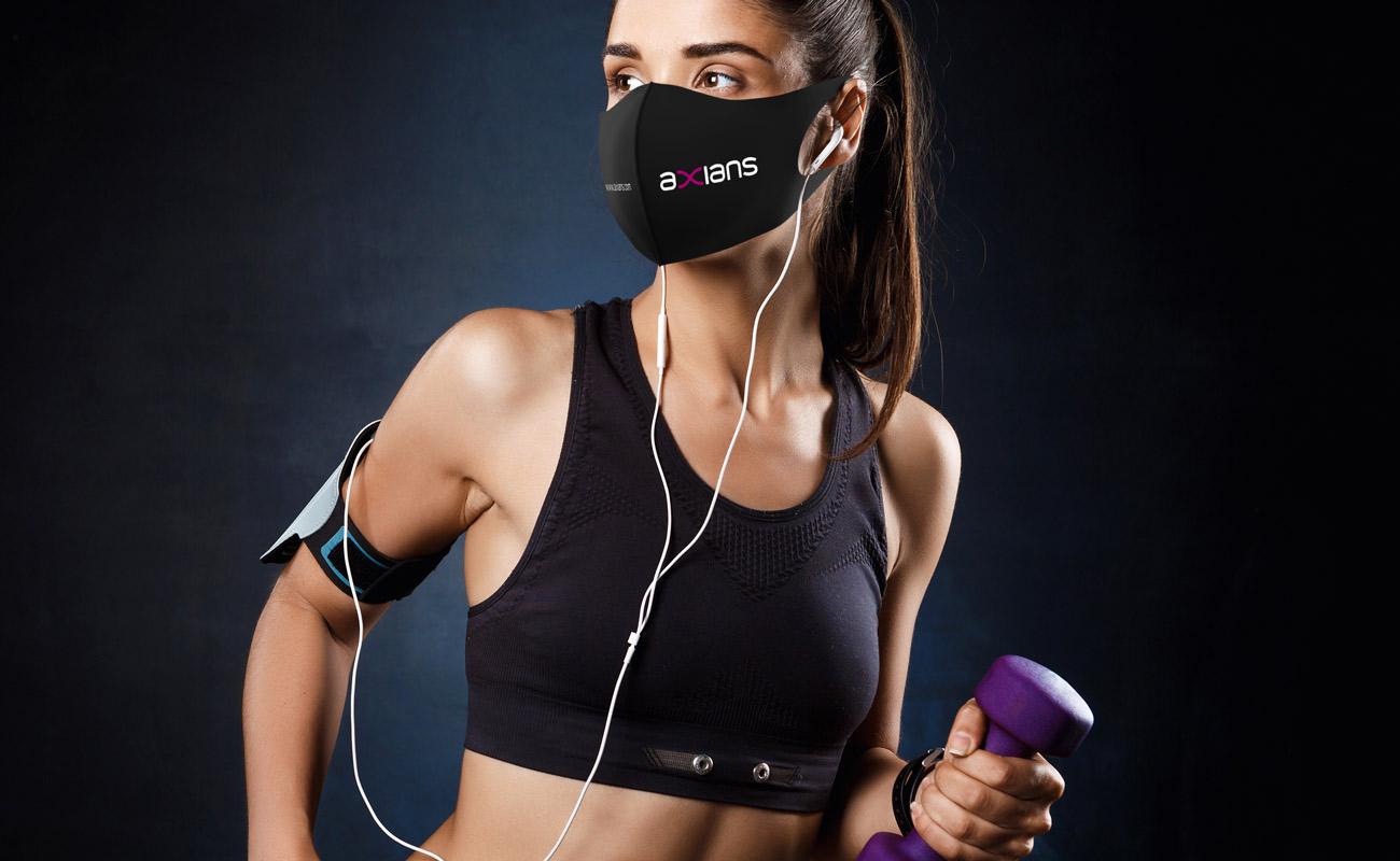 Neo - Tryckta ansiktsmasker