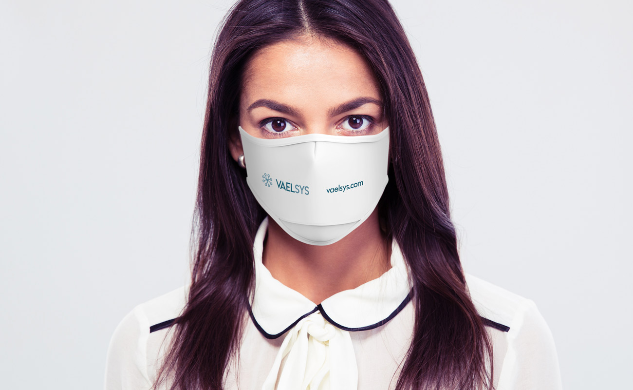 Sky Xtra - Anpassed ansiktsmask