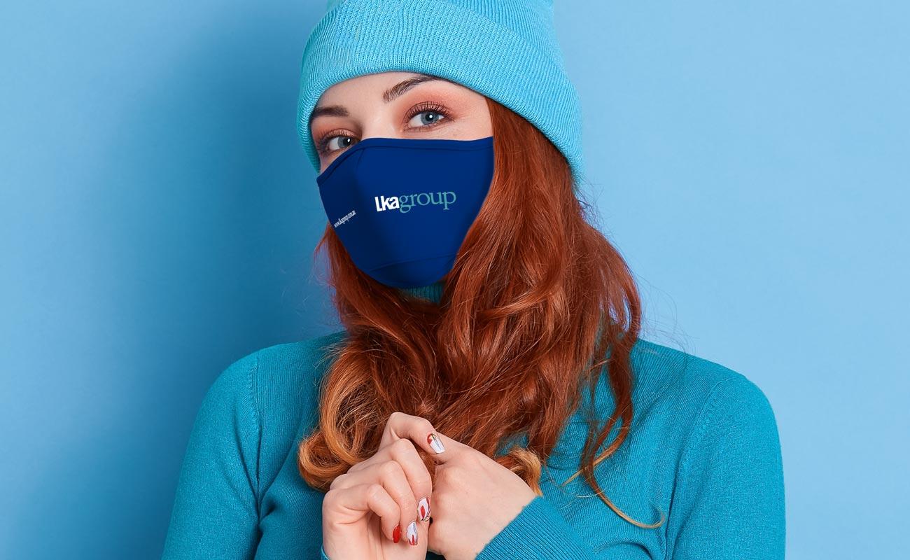 Sky Xtra - Anpassade ansiktsmasker