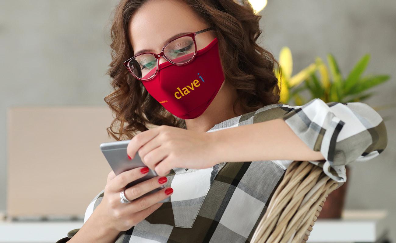 Sky Xtra - Anpassade skyddande ansiktsmasker
