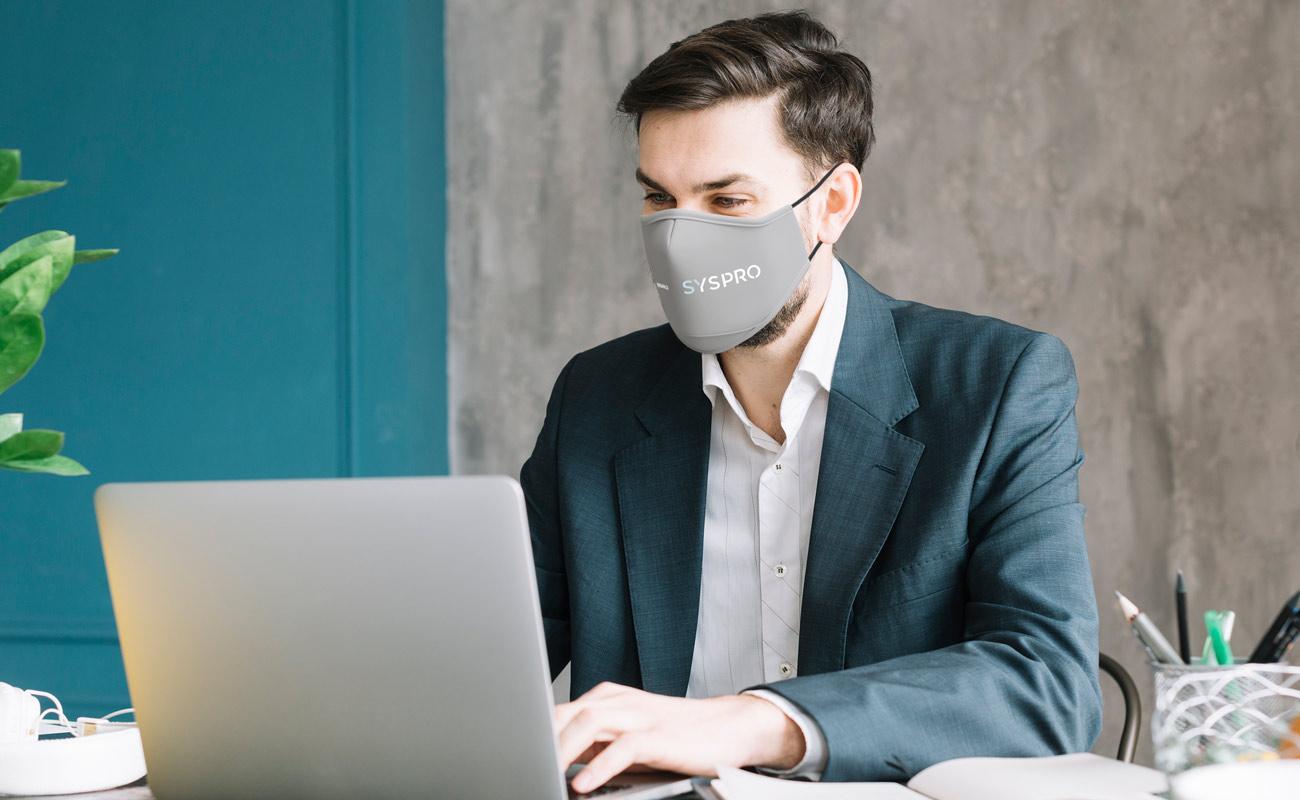 Sky Xtra - Ansiktsmasker med logotyp