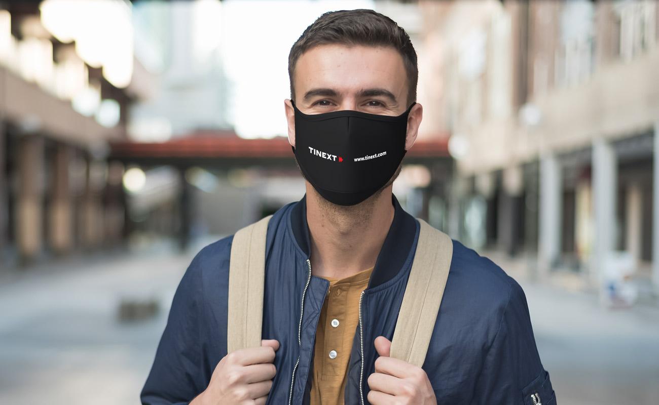 Sky Xtra - Tryckta ansiktsmasker