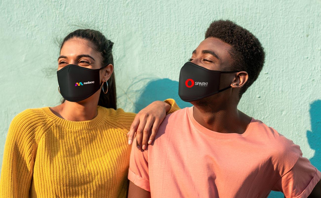 Sky iON - Anpassade skyddande ansiktsmasker