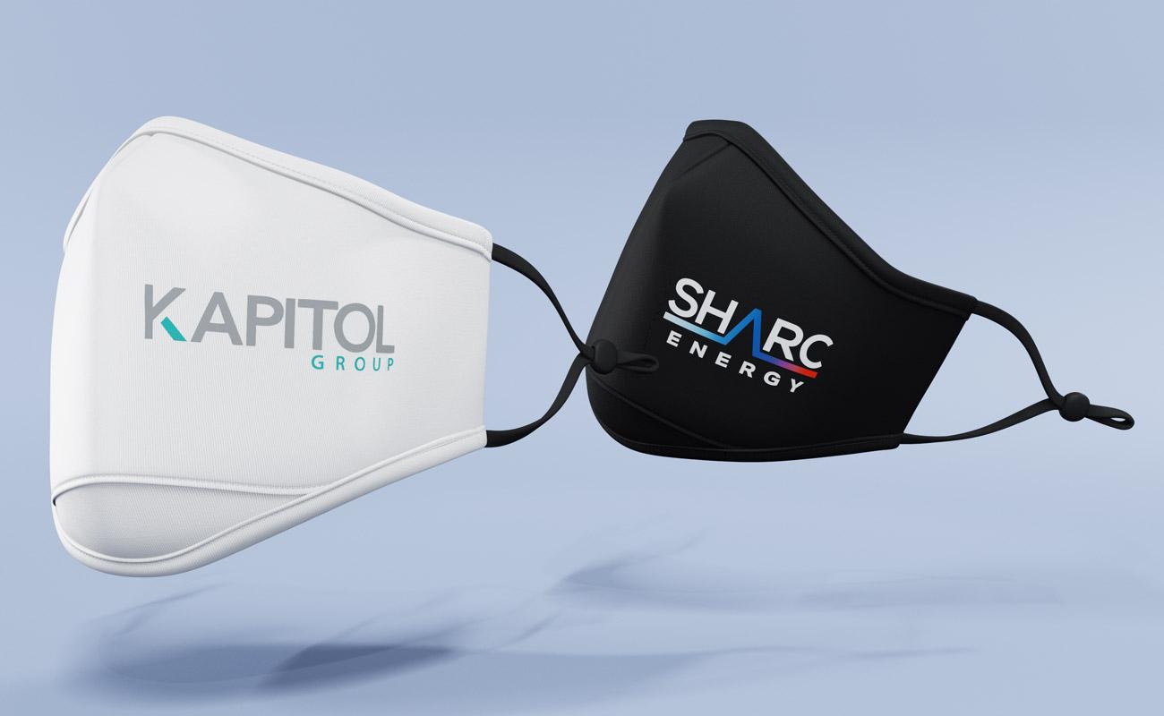 Sky iON - Anpassade Ansiktsmasker