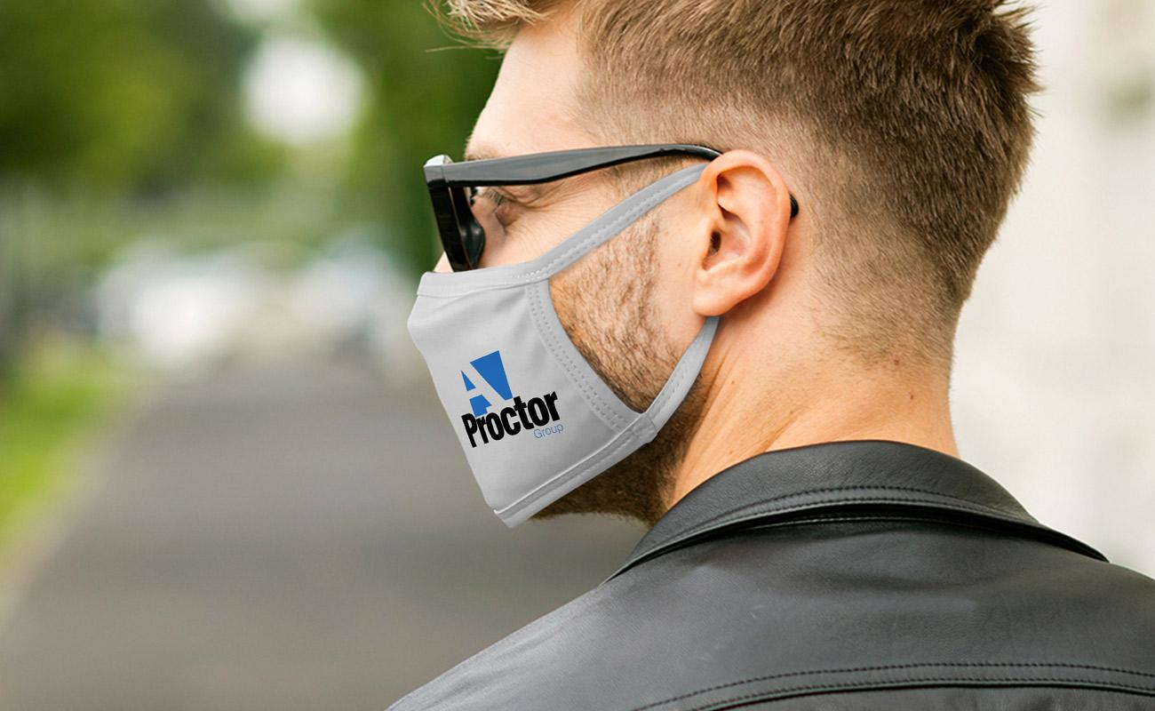 Ultra - Anpassade skyddande ansiktsmasker