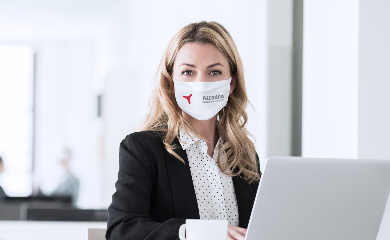 Ultra - Anpassade återanvändbara ansiktsmasker