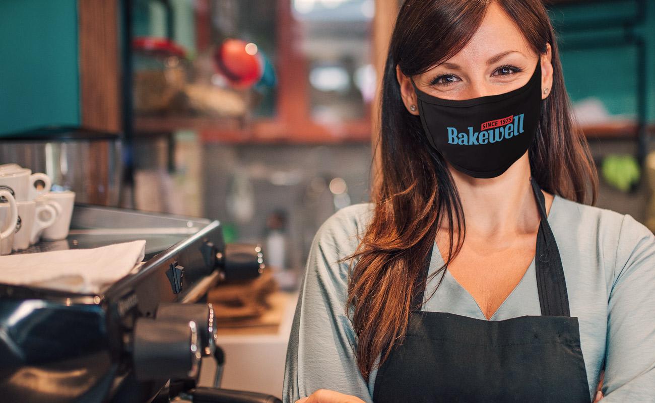 Ultra - Ansiktsmasker med logotyp